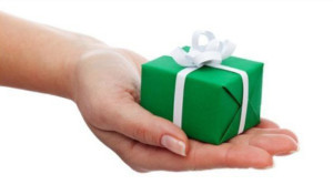 Green Gift greentertaining