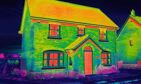 Energy efficiency of a UK home