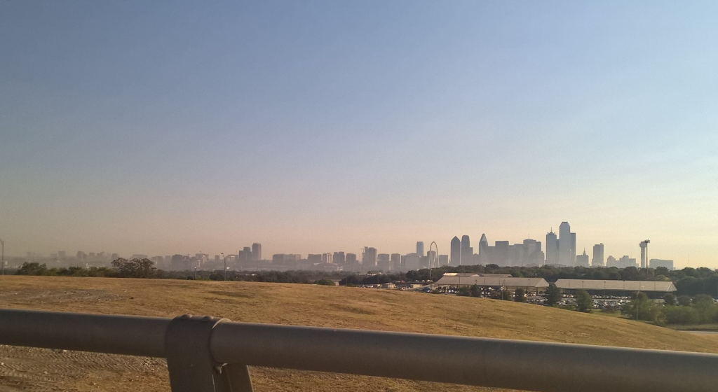 October 2015 Morning Smog