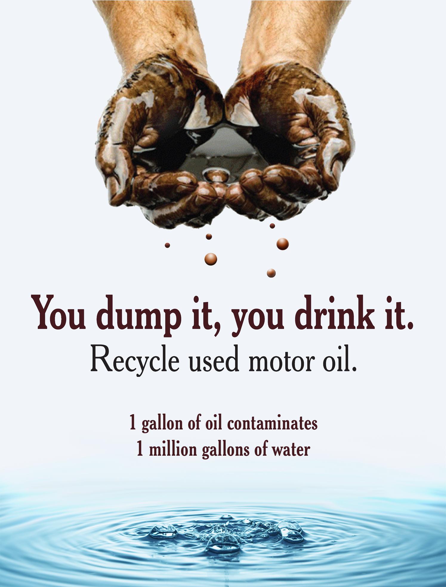 RecycleOilSmall